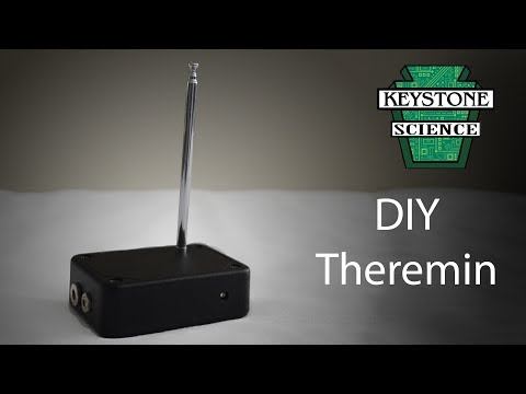 How to make a Theremin