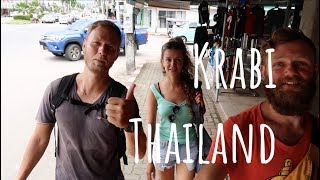 Met Friends in Krabi | Thailand Food, Local Market | Follow Mike