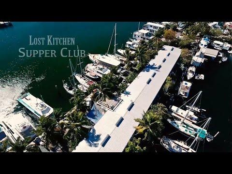 Visit the Lost Kitchen Supper Club Key West
