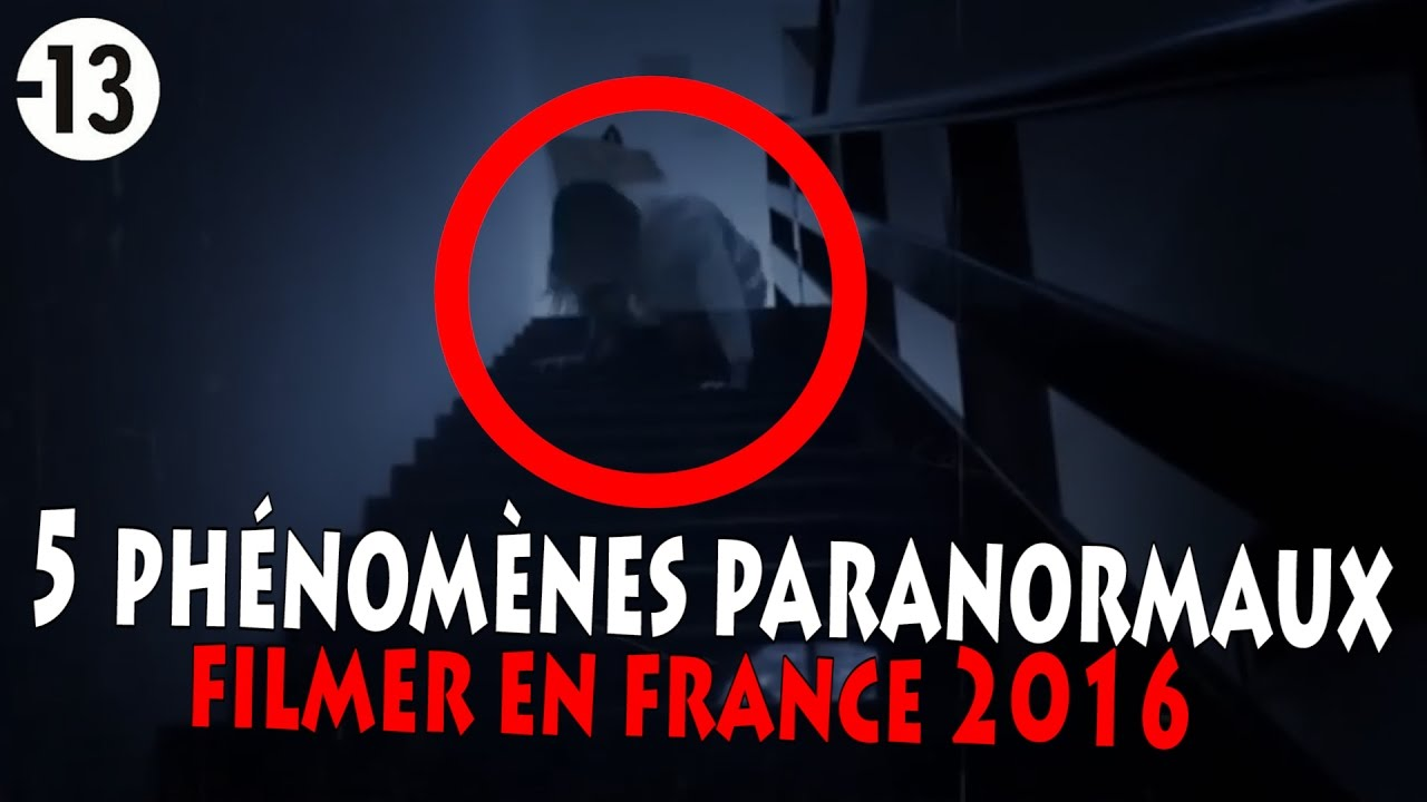 emission phenomene paranormal