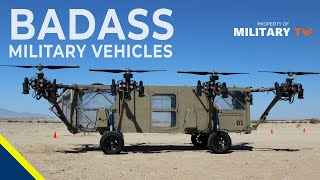 25 Badass Military Vehicles at Work in the U.S. Armed Forces