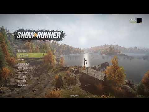 SNOW RUNNER season 5 update |