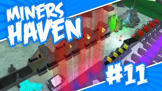 Miners Haven #11 - QN SETUP (Roblox Miners Haven)