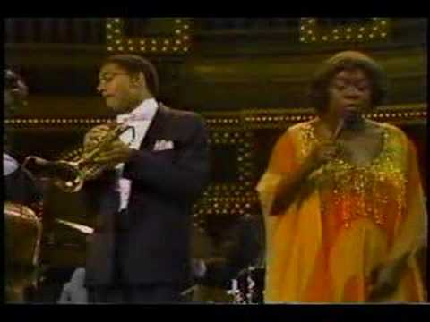 Wynton Marsalis & Sarah Vaughan - September Song