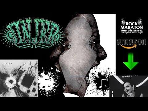 AZ ÉV EP-JE - Jinjer - Micro EP (2019)