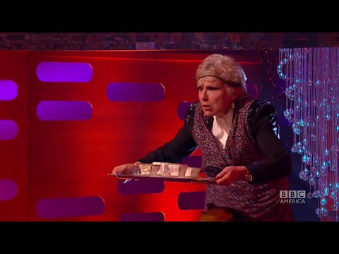 Julie Walters Reprises Her Role as Mrs. Overall - The Graham Norton Show on BBC America