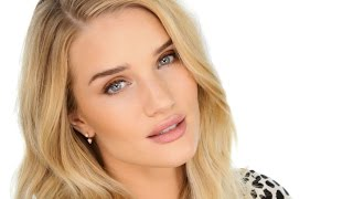 THE Rosie Huntington-Whiteley makeup tutorial - starring Rosie!