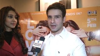 An interaction with star cast of film Loveshhuda : NewspointTV