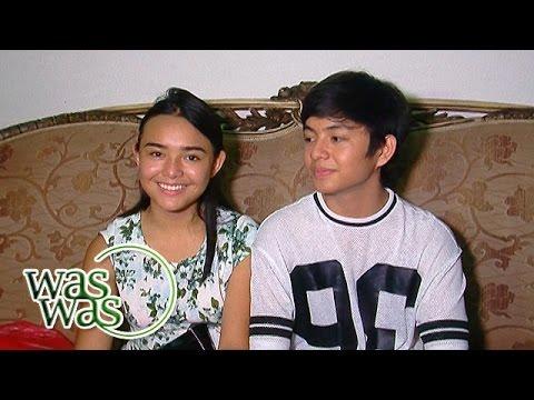 Amanda-Angga Saling Cemburu - WasWas 21 Juni 2016