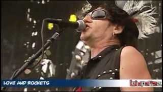 Love And Rockets - No Big Deal - Live Lollapalooza 2008
