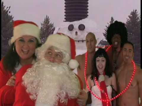"""Fat Santa"" Short Version Video by singer/songwriter Athena Marie - www.myspace.com/athenamariemusic"