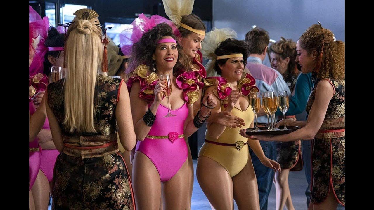 "Download Glow Season 3 Episode 2 ""Hot Tub Club"" AfterBuzz TV"