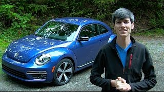 2015 VW Beetle R-Line - Review & Test Drive