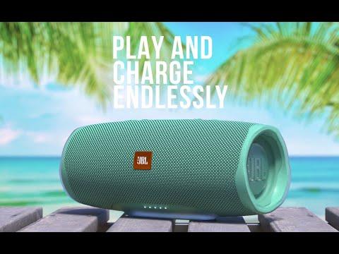 JBL   Charge 4 Product Video EN