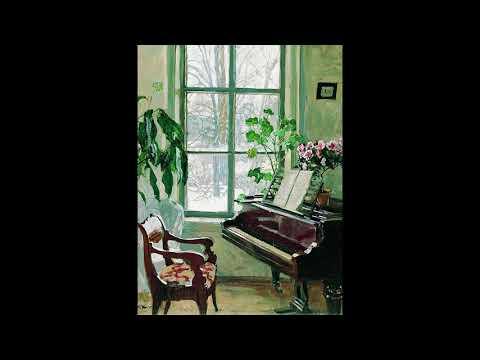 Soviet/Russian Composer Nikolai Martynov - Romance / Николай Мартынов - Романс (т/ф Открытая книга)