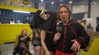 JohnCalliano.TV / 128 / Кальянная выставка Hookah Club Show 2018