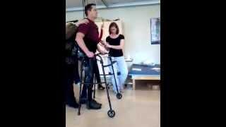 Download Video Kevin Oldt walking with eLEGS MP3 3GP MP4