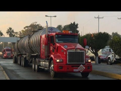 El riesgo de transportar gasolina ante escasez en México