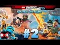 LEGO Ninjago: Skybound (By LEGO Systems) - iOS / Android - Walkthrough Gameplay Part 2
