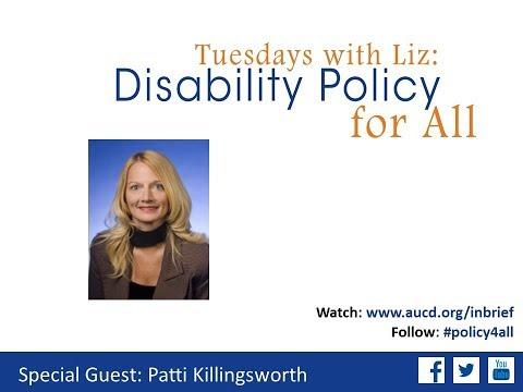 Tuesdays with Liz: Patti Killingsworth Explains the HCBS Rule