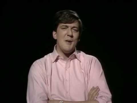 Stephen Fry's Loveliness