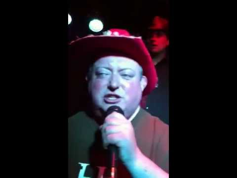 Laurence R. Harvey of The Human Centipede 2 fame performs Delilah
