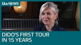 Dido announces first tour in 15 years | ITV News