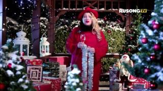 Ева Польна поздравляет зрителей RUSONG TV с новым годом 2017