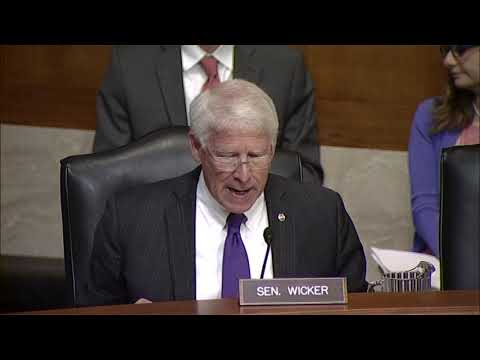Wicker Raises Concerns Over Army Corps Permitting Practices in Local Communities