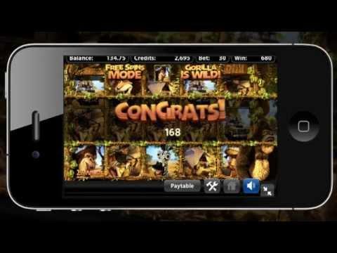 BetsoftGaming Presents Safari Sam ToGo™ Mobile