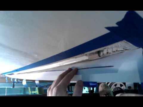 PK78 Vid #4 Sailing Dinghy- The Daggerboard Trunk | FunnyDog.TV