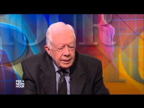Former President Jimmy Carter shares his full, lucky life in new memoir
