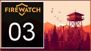 Firewatch Days 3-76