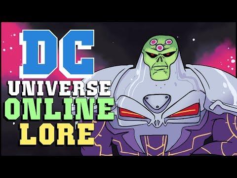 LORE - DC Universe Online Lore in a Minute!