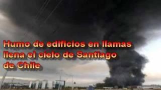 Terremoto 8.8 en Chile 27 de febrero 2010 by Los Hechos y el Derecho TV Venezuela