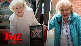 Betty White Celebrating 97th Birthday | TMZ TV