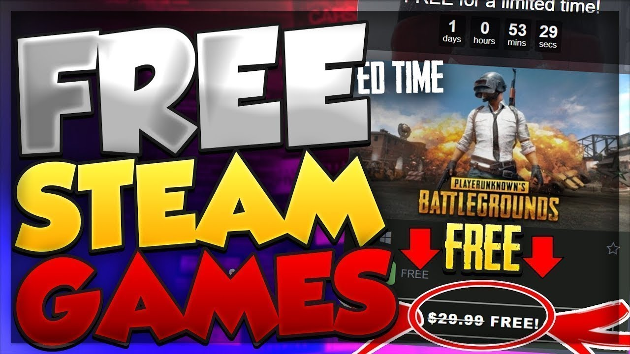 How To Get Free Steam Games Working 2018 How To Get