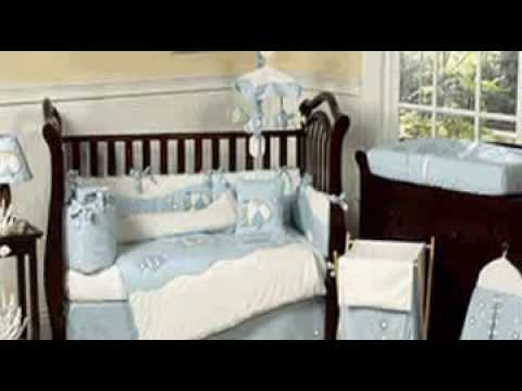 Go Fish Ocean Baby Boy Bedding Crib Set by JoJo Designs