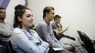 Александр Головин о встрече со студентами Школы спортивной журналистики