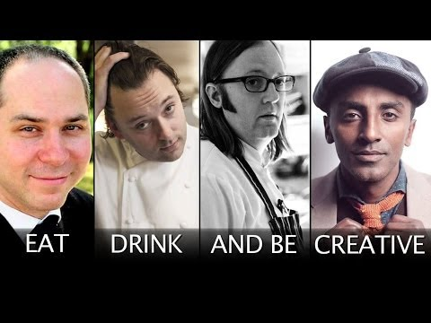 EAT, DRINK AND BE CREATIVE