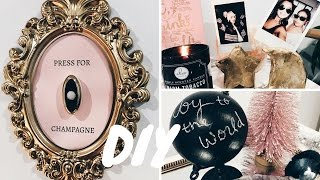 EASY + QUICK DIY HOLIDAY GIFT IDEAS! | DAY 8-ish