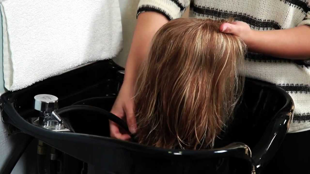 How to wash and style a human hair piece - how to wash a wig