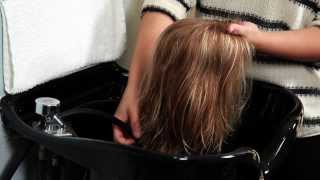 How to wash and style a human hair piece