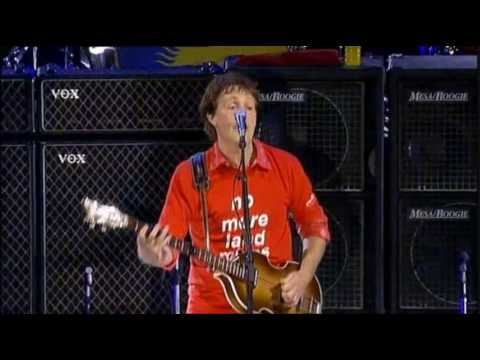Paul McCartney - Helter Skelter (Live)