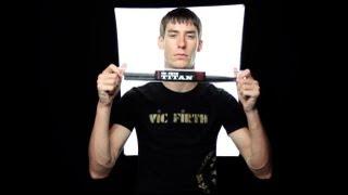 Vic Firth TITAN Drumsticks! Sneak Peek/Review/Showcase &(GIVEAWAY)