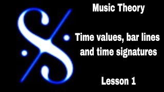 Download Video 🎼  Grade 1 Music Theory - Time Values, Bar Lines and Time Signatures - Lesson 1 MP3 3GP MP4