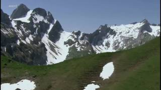 ||| Emotional Music Landscape Touch - Golden Eagles View on Green Mountains ( Part 4) |||