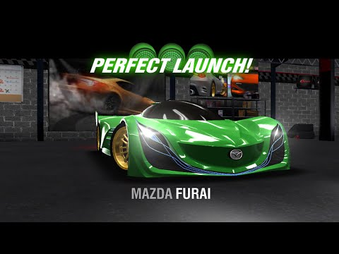 racing rivals mazda furai perfect launch tutorial youtube. Black Bedroom Furniture Sets. Home Design Ideas