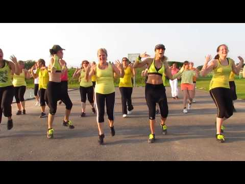 zumba fitness workout - LI TOURNÉ - DJ ASSAD - ZUMBA routine