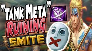 "How the ""Tank Meta"" is RUINING Smite!"